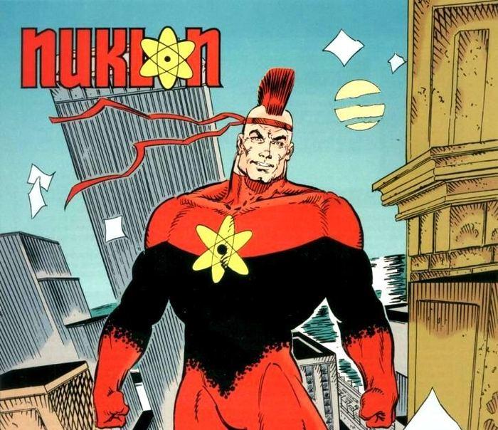 Факты о супергероях: Крушитель Атомов Супергерои, Антигерои, Dc comics, Атом, Комиксы-Канон, Длиннопост