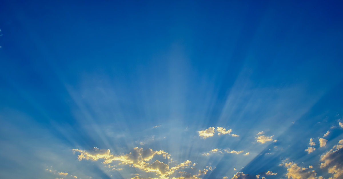 Мороженое клубникой, картинки чистого неба с солнцем