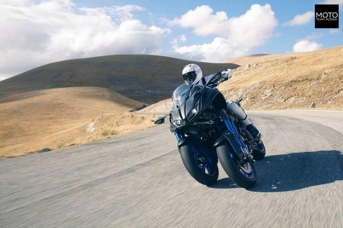 yamaha niken review threewheeled motorcycle - HD1024×768