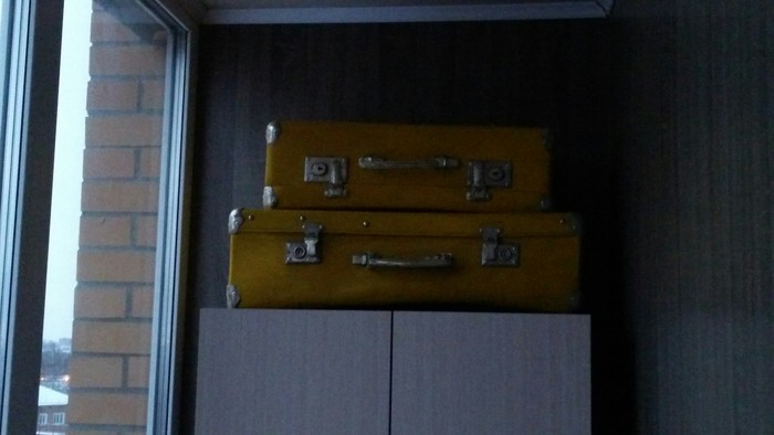 Ещё один выигрыш или история про жёлтый чемодан Выигрыш, Упорство и труд, Путешествия, Чемодан, Казантип, Длиннопост