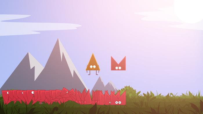 Проба анимации Анимация, Заставка, Intro, Видеомонтаж, Видео