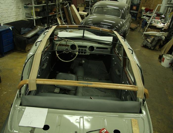 ГАЗ М-20 Победа. Вторая жизнь ГАЗ-М20, Победа, реставрация, восстановление, drive2, длиннопост
