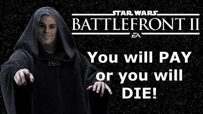 Разгневанные игроки обвалили рейтинг Star Wars Battlefront II Star Wars: Battlefront 2, Компьютерные игры, EA games, Star wars, Battlefront 2, Игры