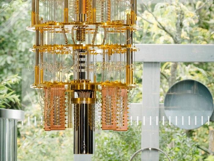 IBM откроет доступ к 20-кубитному квантовому компьютеру через «облако» IBM, квантовый компьютер, облака, облачный серве, технологии, видео, длиннопост