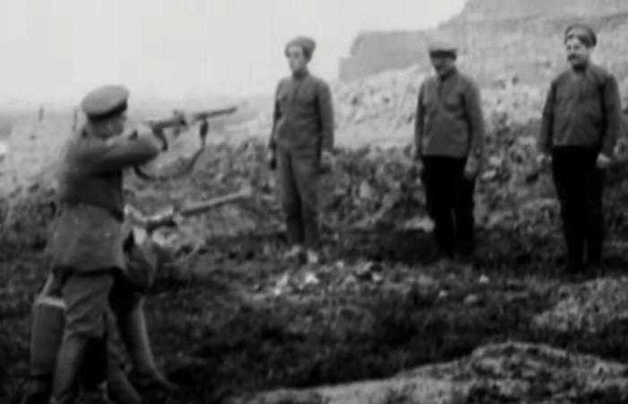 Как расстреливали красного солдата Гражданская война в России, Убийство, Документальный фильм, История, Подвиг, Видео, Длиннопост
