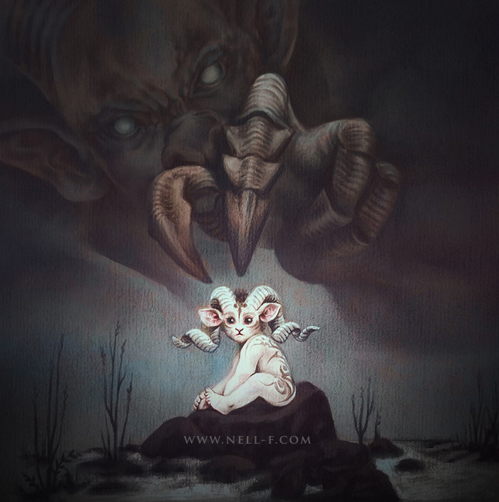 I. Жезл дьявола