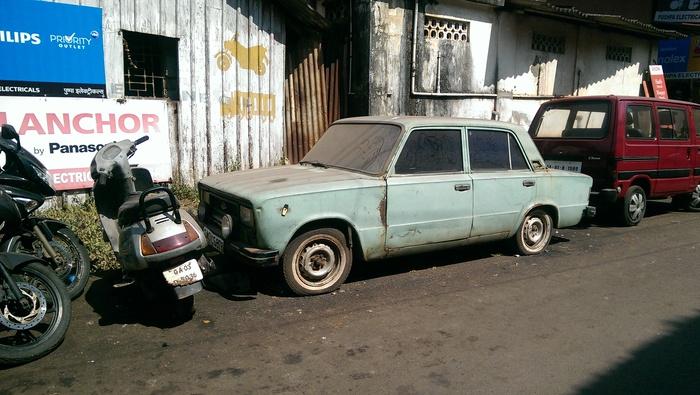 Потомки Fiat. Индийский Premier 118 NE Авто, Техника, Индия, Автопром, Длиннопост
