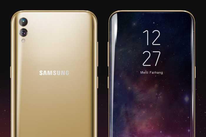 Потрясающий Samsung Galaxy S9 показали на изображениях. Samsung, Samsung Galaxy S9, Новости, Смартфон