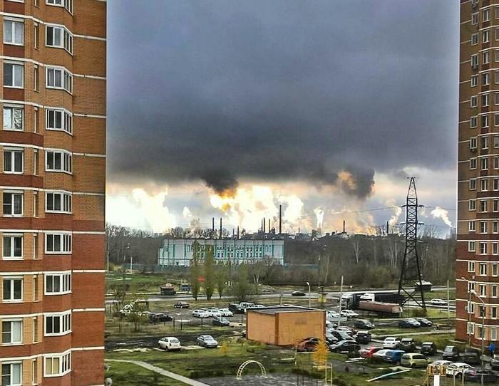 Липецк - жемчужина черноземья.. Экология, Черноземье, НЛМК, Липецк