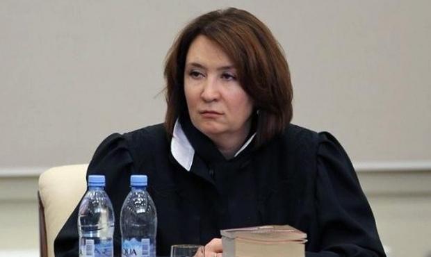 Помните такую судью Хахалеву? (чем кончилось) судья Хахалева, беспредел, юриспруденция, длиннопост