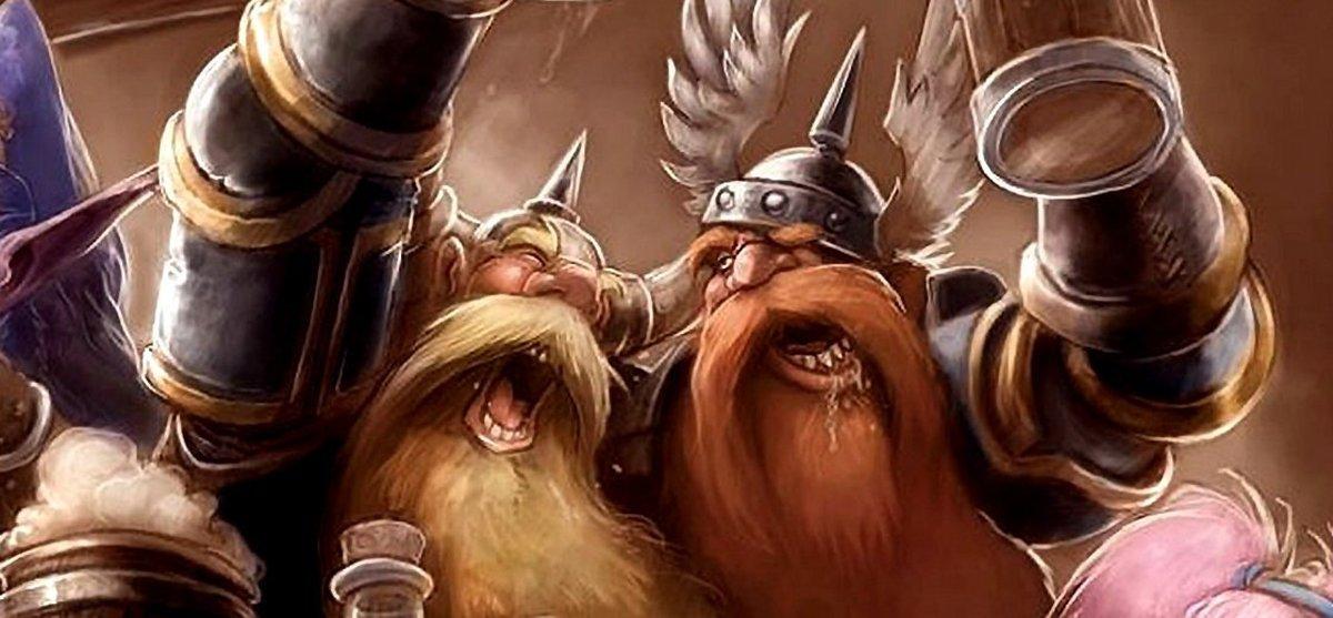 Поздравление с днем рождения викингу