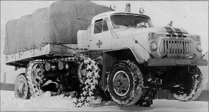 БВСМ-80 (Быстроходная Вездеходная Санитарная Машина образца 1980 года) Авто, История авто, Спецтехника, Автоистория, Забытые проекты СССР