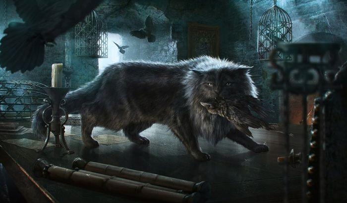Балерион (тот, который кот, а не дракон) Игра престолов, Плио, Балерион, Кот, Чутьчутьдлиннопост, Длиннопост