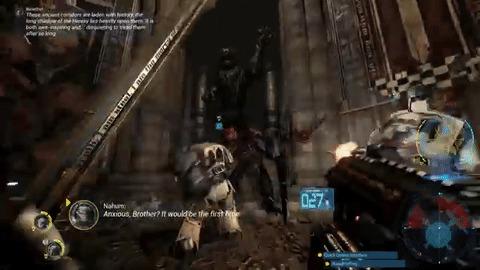 Экзоскелет для VR Warhammer 40k, Виртуальная реальность, Экзоскелет, Гифка, Длиннопост