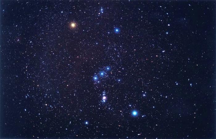 Image result for как орион выглядит на экваторе