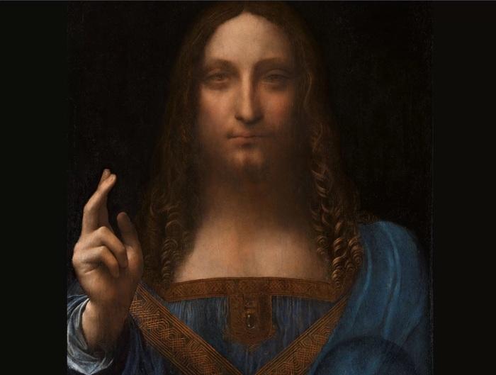 450 млн. долларов за картину? Легко. Если это шедевр Леонардо. Картина, Леонардо да Винчи, Аукцион Кристи, Рекорд, Цены, Длиннопост