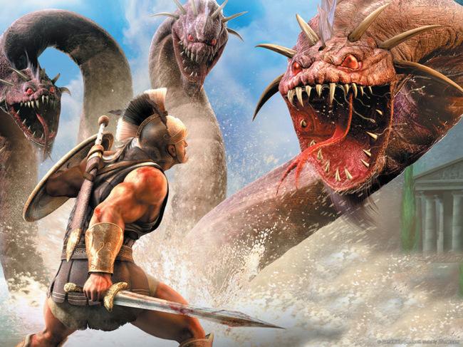 THQ Nordic выпустила дополнение к Titan Quest спустя 11 лет после релиза игры. Steam, Titan Quest, Дополнение, Игры, Видео, Длиннопост