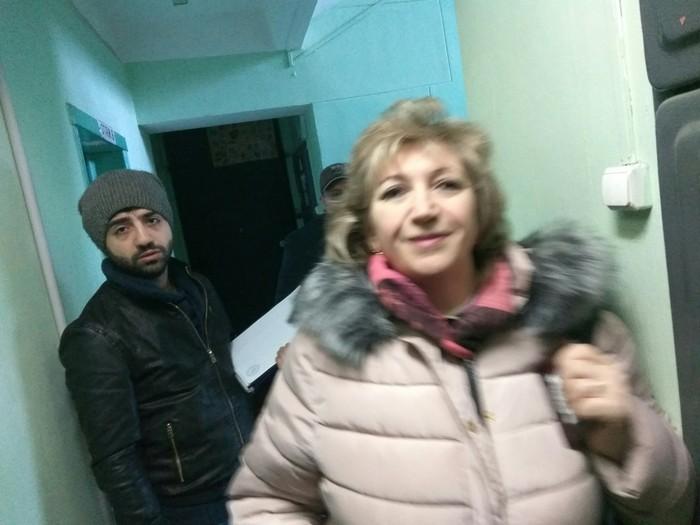 Ещё одно жулье с счетчиками развод, счетчик, Москва