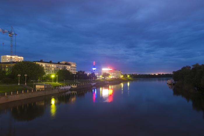 Омск, каким я его люблю. Фотография, Омск, Nikon d3100, Nikon, Ночная съемка, Длиннопост