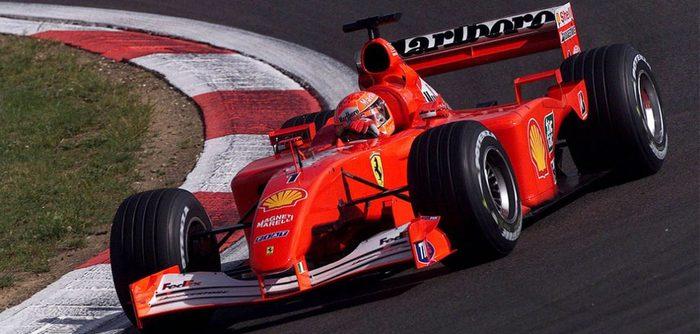 Ещё один болид Шумахера продан с аукциона, причём сделка стала рекордной. Формула 1, Болид, Шумахер, Аукцион, История, Авто, Фотография, Ностальгия