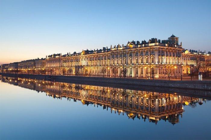 Санкт-Петербург, Зимний дворец. Невероятная красота!