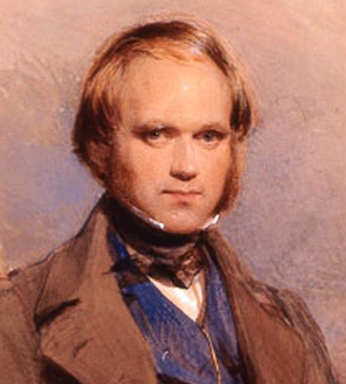Вона как оно было... О Чарльзе Давине. Дарвин, история, длиннопост