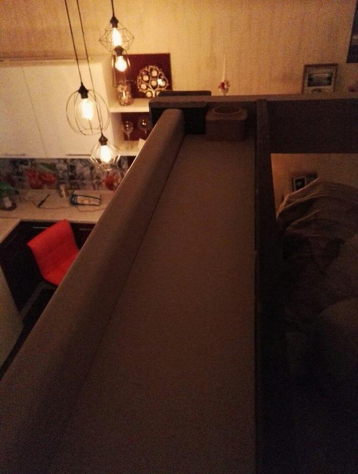 Кровать-чердак, от идеи до воплощения в жизнь)) Часть 2. длиннопост, ремонт, своими руками, Кровать, чердак, Строительство