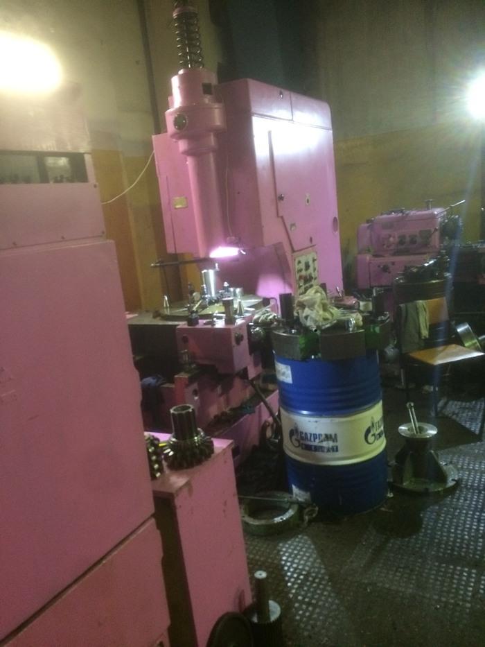 Суровое производство Машиностроение, Производство, Длиннопост