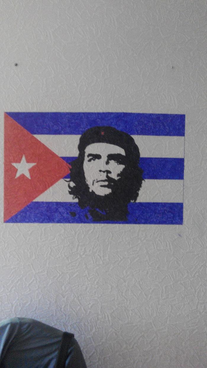 Че Гевара рисунок, обои, Че Гевара