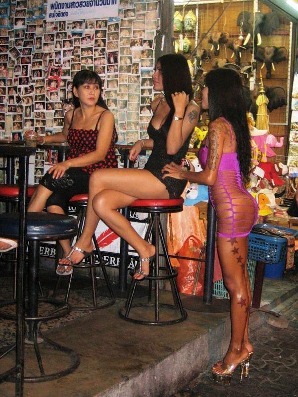 Стоит в таиланде сколько праститутка транс