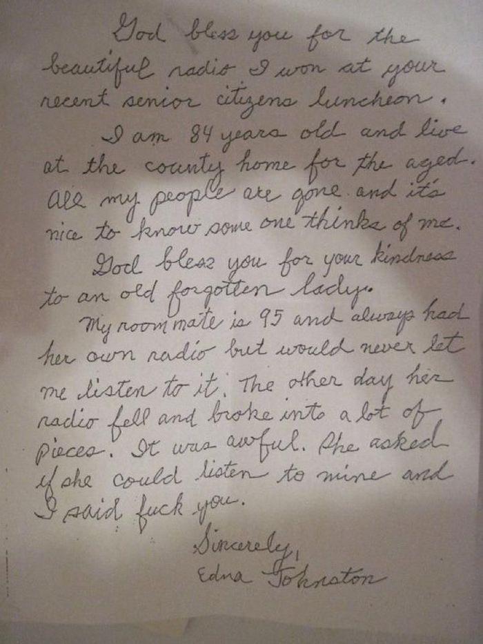 Написать письмо в дом престарелых как киев дом для престарелых частный