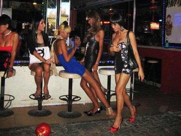 Ночные клубы транссексуалки #8