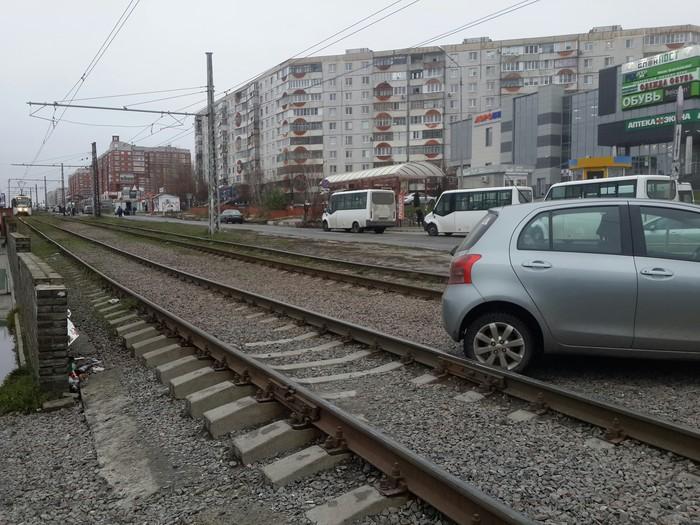 Страна должна знать своих героев Мастер парковки, Трамвай, Старый Оскол