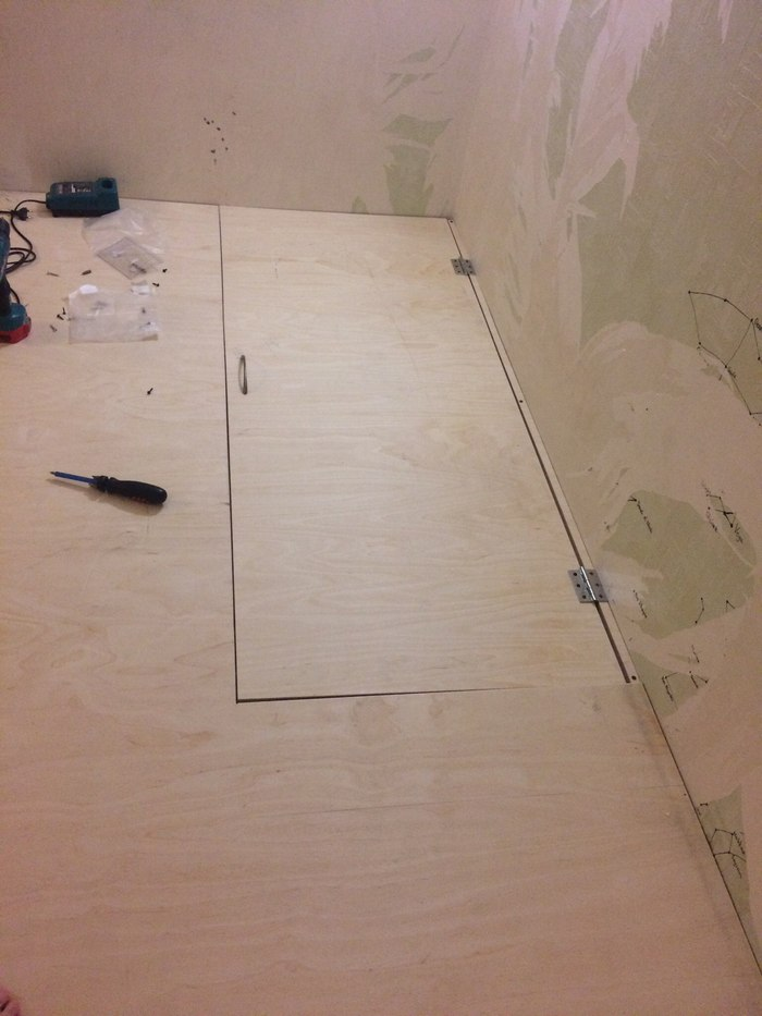 How to make a dream bed to, just, made, plywood, bed,it turned out, the most, closers, boxes, exactly, such, time, pieces, door, parts, supports, month, will, remaining, places
