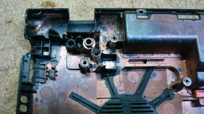 ACER V3-571, набор проблем. Часть 1, дохера фоток. Acer, Ремонт техники, Поклейка, Восстановление кузова, Набор проблем, Черкассы, Длиннопост
