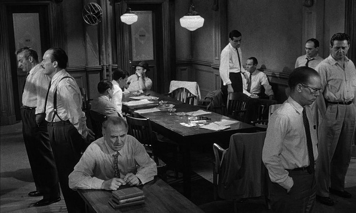 negative experiences in twelve angry men
