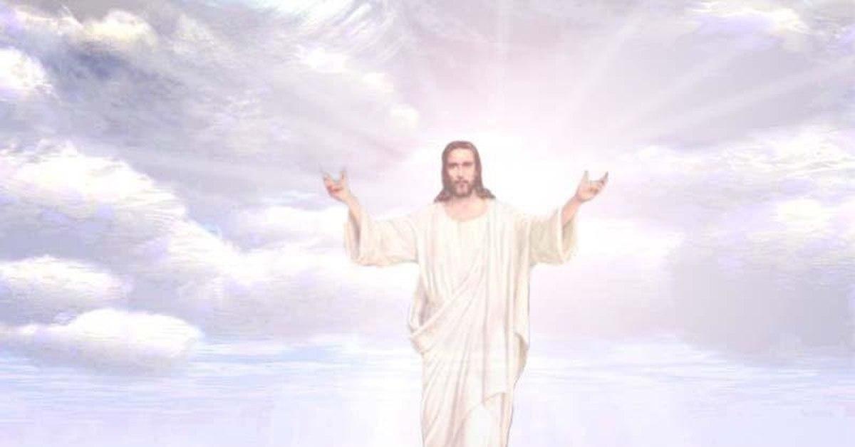 фото бога где он открывает небо китае моделью для