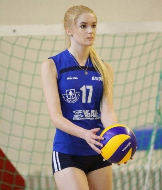 Большие жопы у волейболисток #14