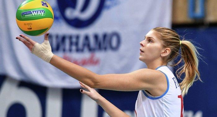 Самые сексуальные волейболистки россии