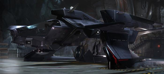 Час геймплея Star Citizen Alpha 3.0 в 4K Star Citizen, Игродолгострой, Космос, Видео