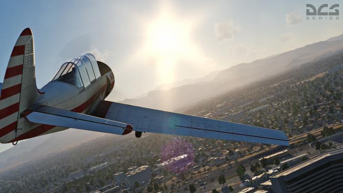 DCS: Як-52 - Скриншоты DCS, Ed, Як-52, Авиасимулятор, Скриншот, DCS: Як-52, Gamedev, Длиннопост