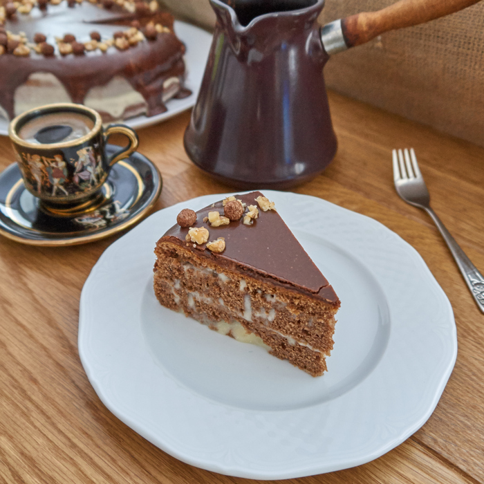 Шоколадный торт с зефирным кремом и шоколадной глазурью. Торт, Торт с зефирным кремом, Выпечка, Десерт, Сладости, Домашний торт, Рецепт, Кондитерская, Длиннопост