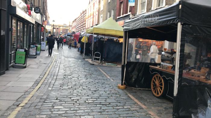 Рецепт врапа от болгар, всё в лучших традициях стрит-фуда Лондона. Стритфуд, Англия, Еда, Видео, Длиннопост