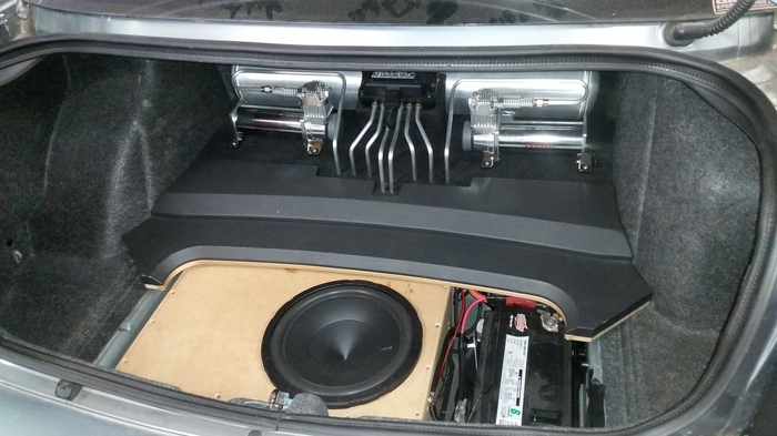 American Muscle. Chrysler 300C Turbo. Авто, Автоспорт, Автосервис, Турбо, Длиннопост