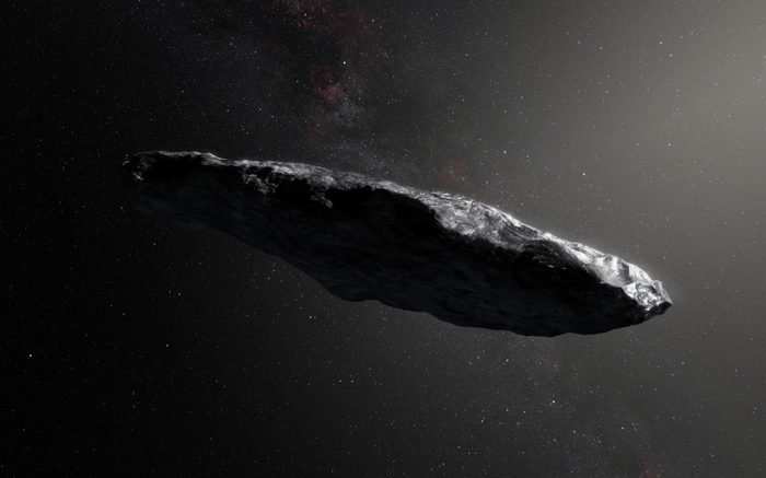 Смогут ли зонды догнать межзвездный астероид Оумуамуа? Космос, Оумуамуа, Астероид, Oumuamua, Project Lyra, In-Space, Видео, Длиннопост