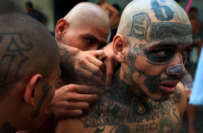 МАРА САЛЬВАТРУЧА – ОПАСНЕЙШАЯ БАНДА В МИРЕ Сальвадор, банда, Мара Сальватруче, длиннопост