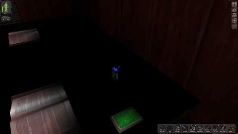 [Игры-2000] DEUS EX - Бог из... наноимплантов!? Deus Ex, Игры, Игры 2000-х, RPG, Стелс, Шутер, Обзор, Длиннопост, Видео, Гифка