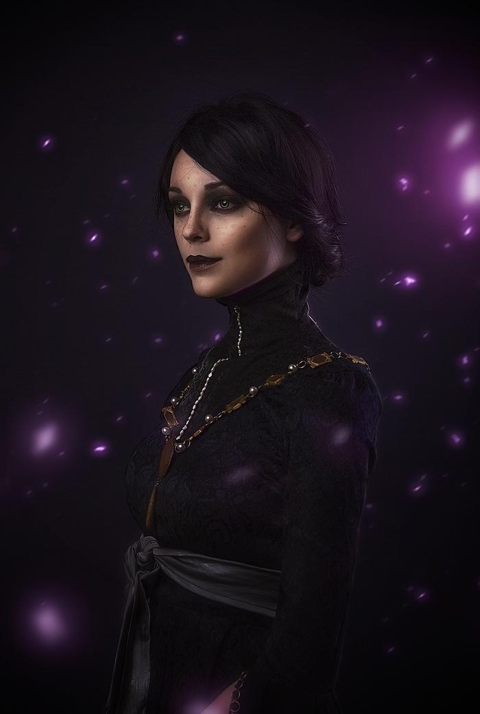 Iris Von Everec! Iris Von Everec, Ведьмак, Красивая девушка, Akunohako, Длиннопост