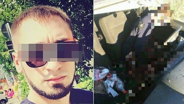 На Кубани мужчина погиб, пытаясь сделать селфи с боевой гранатой в руках Кубань, Оружие, Обезьяна