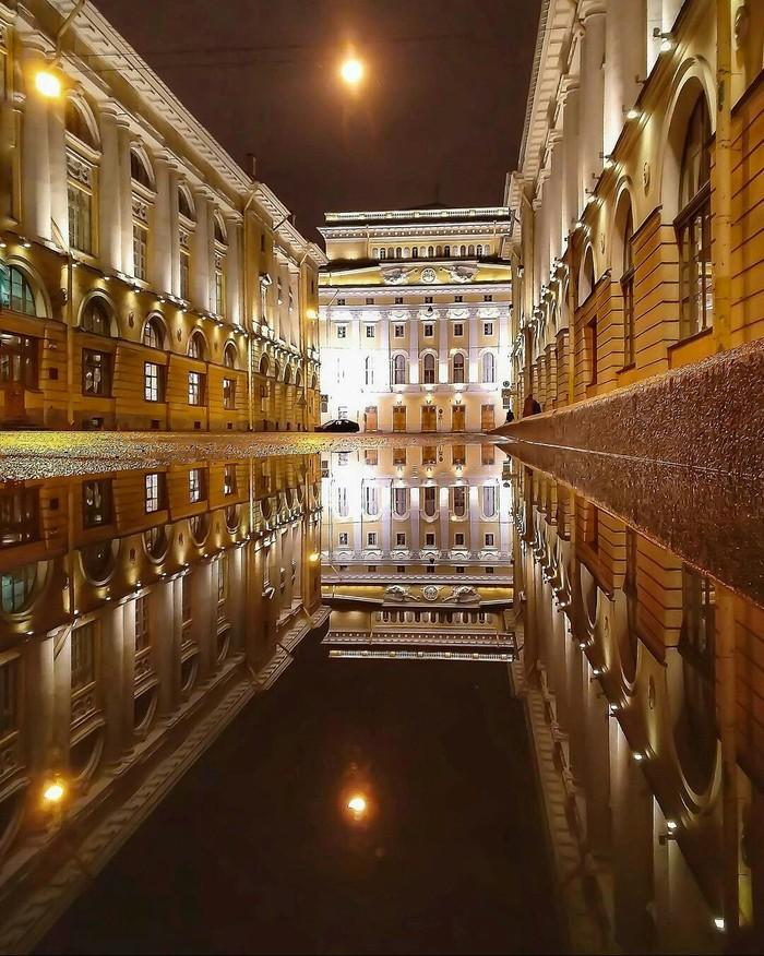 Идеальная улица Зодчего Росси Санкт-Петербург, Зодчий, Красота